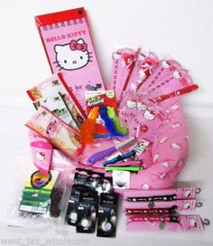Hello Kitty New Kitten Starter Kit - For the little CATastrophe Everything you need to start raising that adorable fluff ball - Kitten Required Lot of 27pcs - Only 69.99