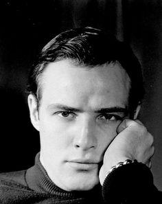 Marlon Brando  - The male Meryl Streep. One of the best actors, ever!