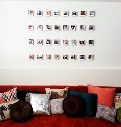 For this project I combined instagrams with the trademark look of a polaroid. This is a great project to bring your instagram pictures into your home for everyone to enjoy or just to display any pictures at all! The first thing you'll want to do is decide which pictures you'd like to display and how …