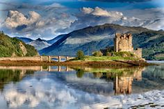 Beautiful Scotland  Eilean Donan Castle  Photo by  PatrizioNapolitano  Saved from 500px.com