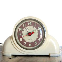 Deco Sessions Alarm Clock, $152, now featured on Fab.