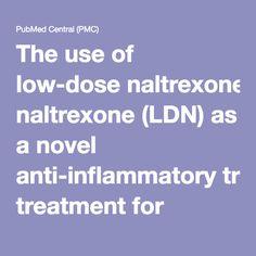 low dose naltrexone ncbi