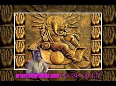 Image result for lord ganesha paintings art