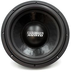 "Sa-12 D2 Rev.3- Sundown Audio 12"" 750W Dual 2-Ohm Sa Series Subwoofer, 2015 Amazon Top Rated Car Audio #CarAudioorTheater"