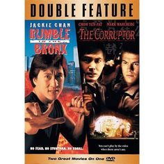 Rumble In The Bronx / The Corruptor Double Feature (DVD - 2005) - Jackie Chan