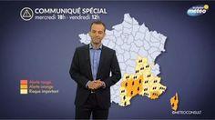 Alerte orages. Sept départements placés en vigilance orange - Ouest-France