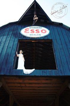 <3 this barn loft.