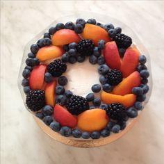 Túrótorta Fruit Salad, Acai Bowl, Breakfast, Food, Acai Berry Bowl, Morning Coffee, Fruit Salads, Essen, Meals
