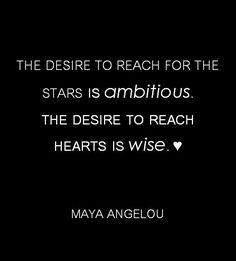 Maya Angelou #quote
