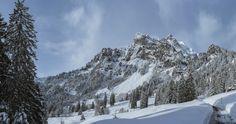 Panorama Foto aus 24 einzel Bilder vom Ortstock, Braunwald im Kanton Glarus Schweiz Kanton, Snow, Outdoor, Photos, Switzerland, Forests, Places, Outdoors, Outdoor Living