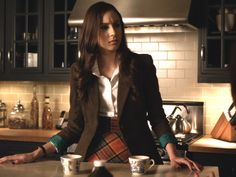 Silk and Spice: Get the Look: Pretty Little Liars Style - Spencer Hastings