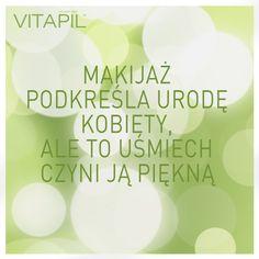#vitapil #zlotemysli #sentencje #kobieta #uroda #zdrowewlosy #haircare