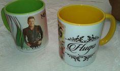 Mugs personalizados con color interno