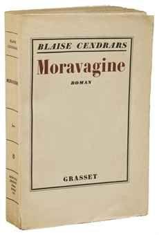 Moravagine - Blaise Cendrars