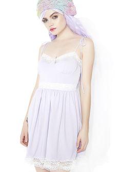 Sugar Thrillz Cutie Chaser Lacy Dress