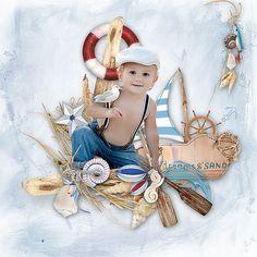 Layout: Little Sailor