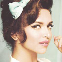 Perfect Modern makeup for Sangeet or Mehndi