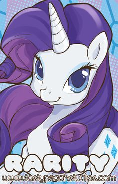 MLP: Rarity by MoogleGurl.deviantart.com on @deviantART