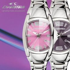 #Chronotech #FIRST goes pink and purple for the ladies!