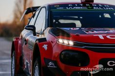 Citroën WRC, Citroën World Rally Team. Photo by on January 2019 at Citroën WRC unveil. Browse through our high-res professional motorsports photography Citroen Zx, Rally Raid, Le Mans, Cars And Motorcycles, Turning, Bike, World, Design, Racing