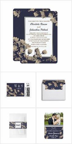 Southern Magnolias Wedding Collection