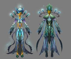 Light armor Fan Yang, Guild Wars 2, Concept Art, Fairy, Fantasy, Anime, Character Design, Nature, Conceptual Art