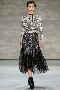 Zimmermann  Fall winter 2014-15 Collection  New York Fashion Week