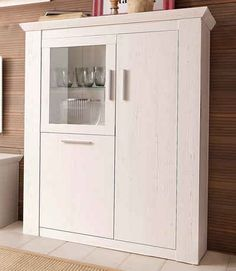 Home affaire Highboard »Garden«, Höhe 145 cm