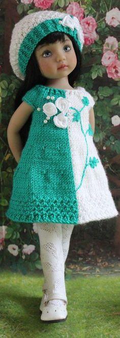 Dianna EFFNER LITTLE DARLING-13 outfit handmade