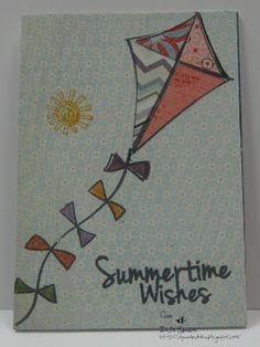 DJ's Sundries: Summertime ATC's