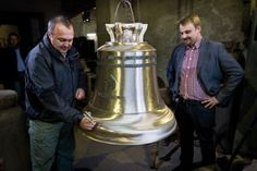 Dzwon św. Jan Paweł II dla Królewskiej Katedry na Wawelu