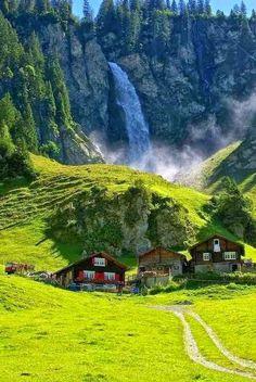 Klausenpass, Zwitserland