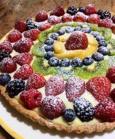 Crostata di frutta