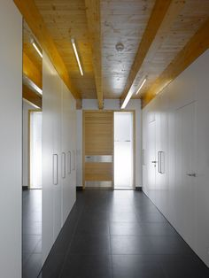 I've always said if I designed a house it would have inconspicuous storage units (IKEA?) lining the hall/wall to take up everything you would have had to build in numerous expensive and ineffectual closets for.