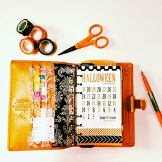 Filofax Finsbury | iloveitallwithmonikawright.com - not really art journalling but nice ideas for mixing up a planner