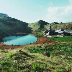 Prashar Lake, Mandi (Himachal Pradesh)