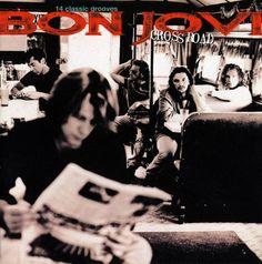 Bon Jovi - Cross Road Jon Bon Jovi, Hardrock, Beginnen Met Hardlopen, Hardloopcitaten, Mtv, Albumhoezen, Etsen, Lijstjes, Rockbands