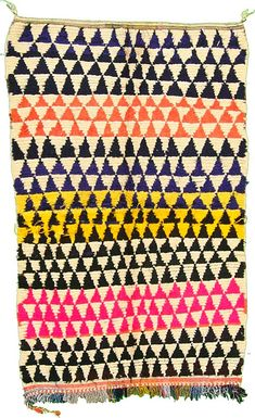 Morrocan rug