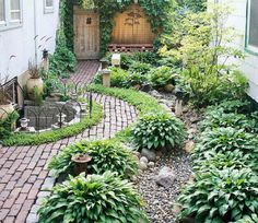 Small yard can still have big, beautiful designs!