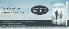 """An Evening with John Kirwan """"Stand By Me """""""