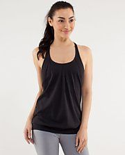 Currently Coveting: Lulu Lemon Practice Freely Tank