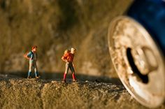 Photo Adventures in a Miniature World - My Modern Metropolis