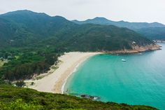 Hong Kong has lots of hiking and beach options (such as this spot - Long Ke Beach!). Alesha and Jarryd from Nomadasaurus have a great round up on their site.