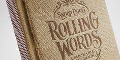 Fumando o livro do Snoop Dogg