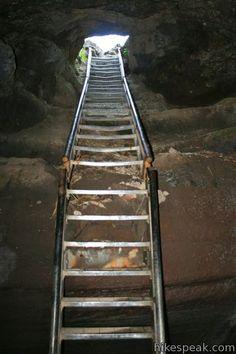 Ape Cave Lava Tube hike information Mount St. Helens