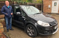 """""""Very helpful with the information I wanted, picked me up from the station when I collected the car, a big thank you"""" - Brian thanks for your business! Great Suzuki Safe trip back to Cheshire. Suzuki Cars, Derbyshire, Electric Cars, Two Hands, Used Cars, Cars For Sale, Business, Vehicles, Cars For Sell"""