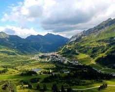 Obertauern in the Austrian Alps. I want to visit Austria more and more all the time! Visit Austria, Austria Travel, Wonderful Places, Beautiful Places, Beautiful Scenery, Amazing Places, Heart Of Europe, Scenery Photography, Places To See