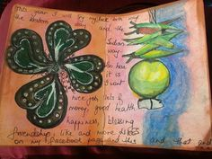 My Art Journal - Trying my luck every possible way. https://www.facebook.com/pages/Creative-Work-Dubai-UAE/466421803475655