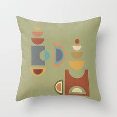 http://society6.com/product/vintage-a-4_pillow?curator=vivigonzalezart  #pillow #deco #decor #home #house #vintage #abstract #geometric