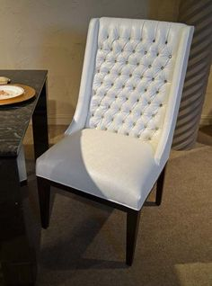 Designmaster - consider a host chair (skirted)